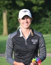 Lakota East girls golf coach Ali Green led the Thunderhawks to a GMC tournament and district championship last season. She also guided the team to a third-place finish at state, the best in program history.
