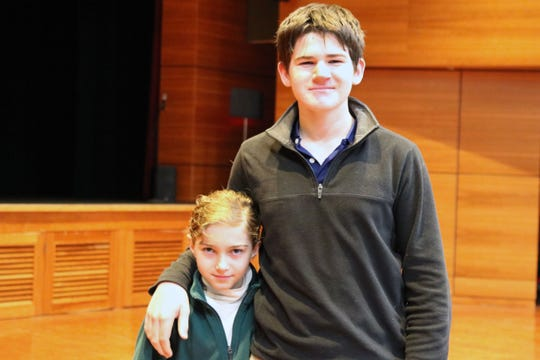 John Plummer, a seventh grade student at Far Hills Country Day School, wins National Geographic Geobee