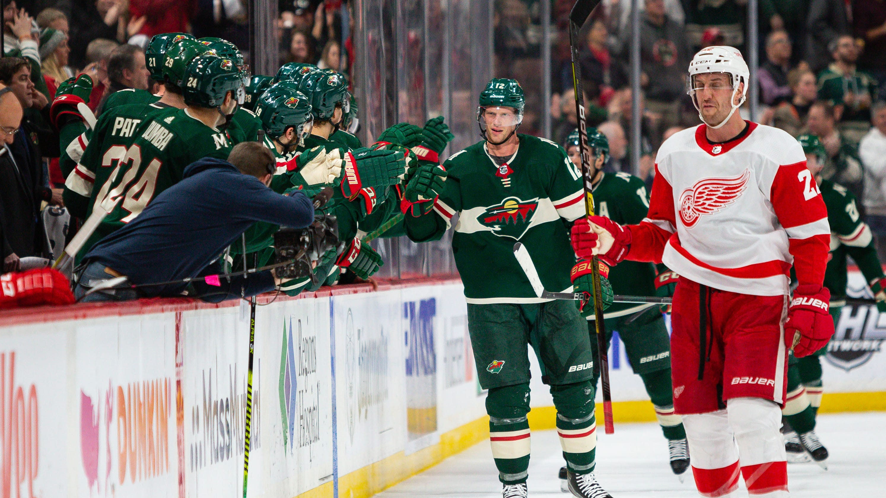 Filip Zadina Nets 2 Goals But Detroit Red Wings Lose 6th Straight