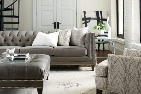 Smith Brothers Furniture exclusive at Gorman's.