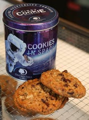 DoubleTree by Hilton Chocolate Chip Cookies were the first food baked in space.
