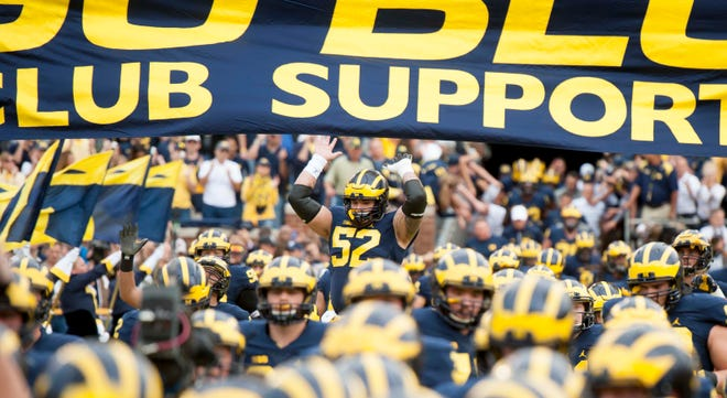 Michigan will open the 2024 football season at Michigan Stadium against Fresno State the week before playing at Texas.