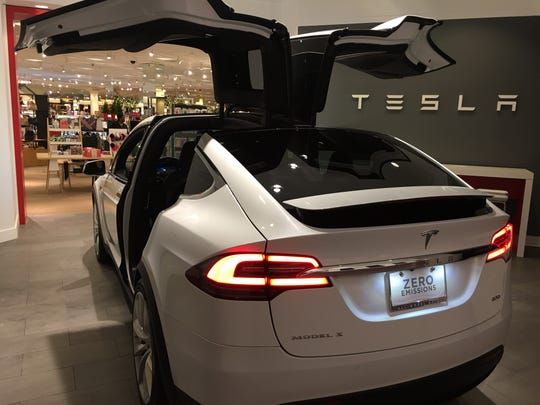 Even though Tesla has had a gallery at the Somerset Collection mall, car buyers could not purchase one there or anywhere in Michigan. That all changed this week.