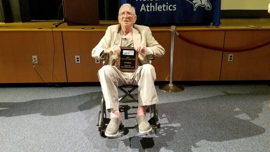 Al Mallette received the Twin Tiers Sports Awards Lifetime Achievement Award in 2017.