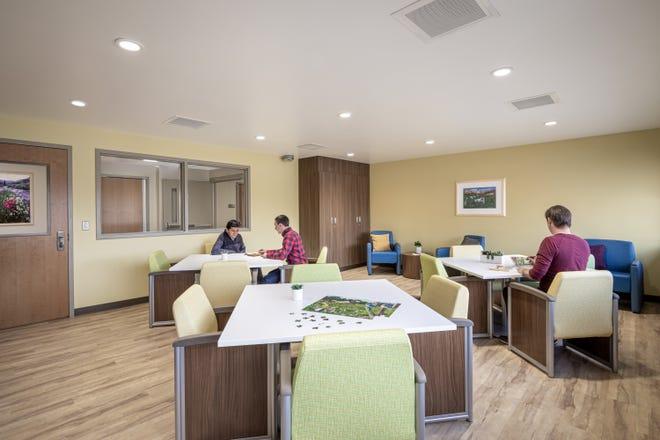 Banner Health opened a 17-bed behavioral health unit for people aged 55 and older on Dec. 26 at McKee Medical Center in Loveland.