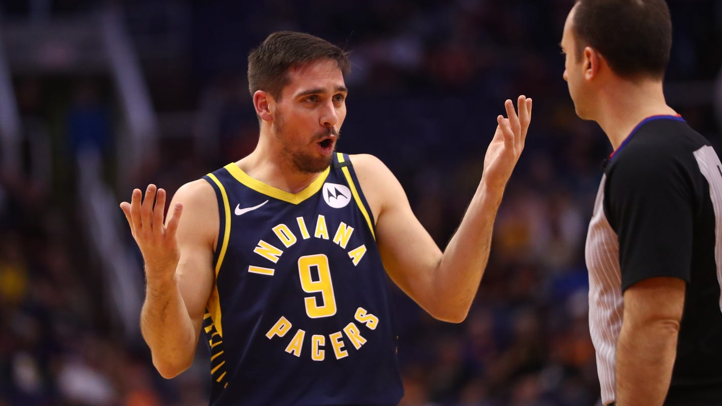 Insider: T.J. McConnell excels at 'mucking up the game' to bring out best in Pacers
