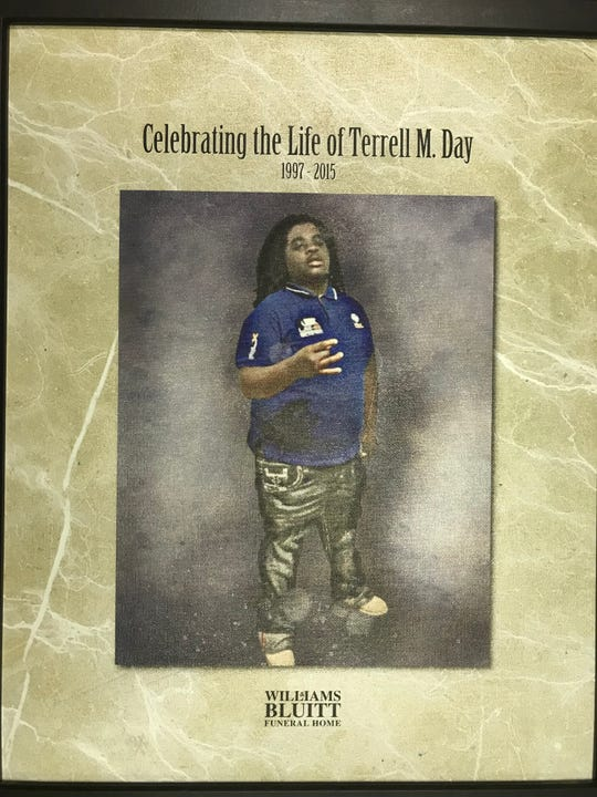 Terrell Day, 18