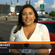 "WAVE 3 News reporter Sara Rivest said she felt ""uncomfortable and powerless"" when an unidentified man kissed her on camera during a live broadcast Friday, Sept. 20, 2019, outside of the Bourbon & Beyond music festival in Louisville, Kentucky."