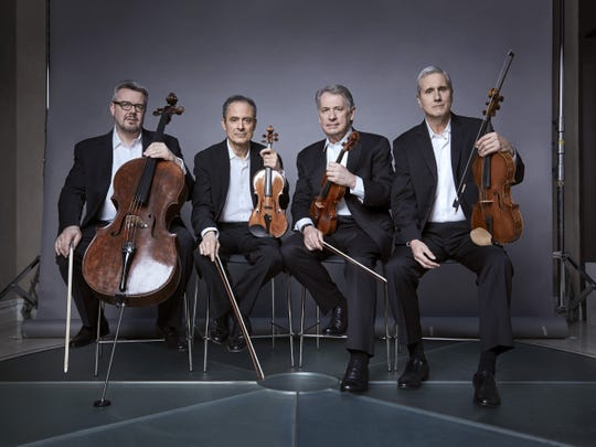 Emerson String Quartet will perform a series of six concerts throughout 2020 in celebration of Ludwig van Beethoven's 250th birthday.