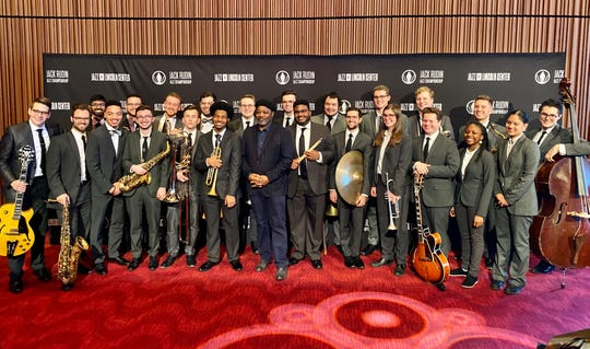 Two MSU jazz groups finished third out of 10 university jazz programs at the Jazz at Lincoln Center's Jack Rudin Jazz Championship in New York City.