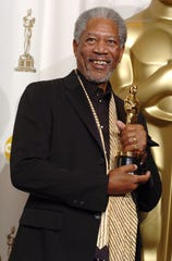 "Memphis-born Morgan Freeman took home an Oscar for ""Million Dollar Baby."""