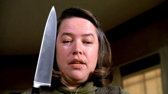 """Misery"" loves company and Oscar voters loved Kathy Bates."