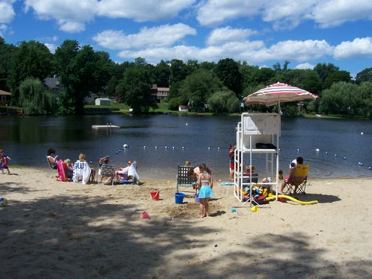 Lake Intervale in Parsippany