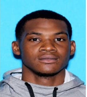 Anthony Stoddard is sought by U.S. Marshals in connection to the shooting death of Temetrius Richards.