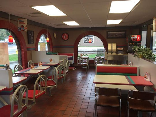 Big Burger at 2519 S Madison St. has been open for one year now.