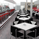 Designs for the renovation of 1930s-era Elliston Place Soda Shop show a revamped version of the original eatery. It's slated to reopen in summer 2020.