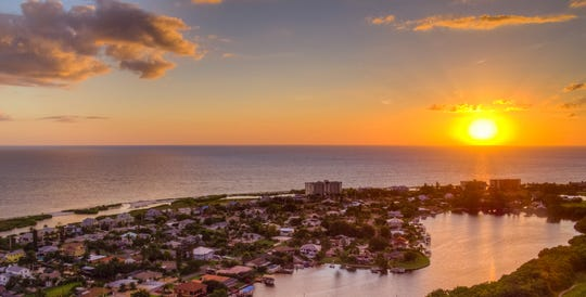 Grandview was named for its panoramic views of the Gulf of Mexico, Estero Bay, and stunning sunsets.