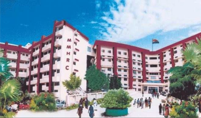 The Meenakshi Mission Hospital and Research Center is located in Madurai, India.