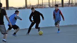 Futsal court coming to Washington Park