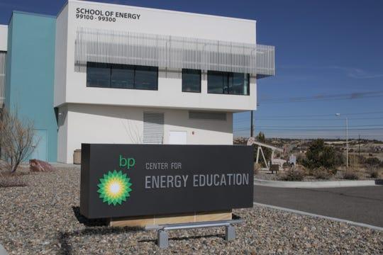 The San Juan College School of Energy is pictured, Thursday, Jan. 23, 2020, in Farmington.