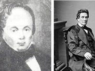 Two Opelousas and St. Landry Parish citizens served as governor of Louisiana during the 1830s Jacques Dupré, left, held the office from Jan. 14, 1830, until Jan. 31, 1831. Dupré was replaced as governor by André B. Roman, right, who served from Jan. 31, 1831, to Feb. 4, 1835.