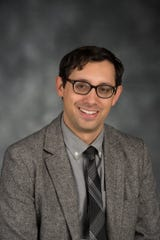 Jacob Shively, assistant professor Government Department.