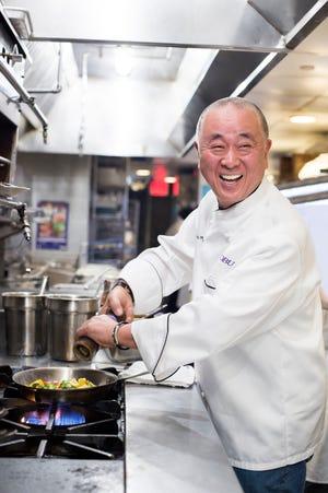 Chef NobuMatsuhisa of Nobu.