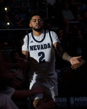 In his single season at Nevada, Jalen Harris played in 30 games, averaging 21.7 points, 6.5 rebounds, and 3.9 assists. He was a first-team All-Mountain West selection.
