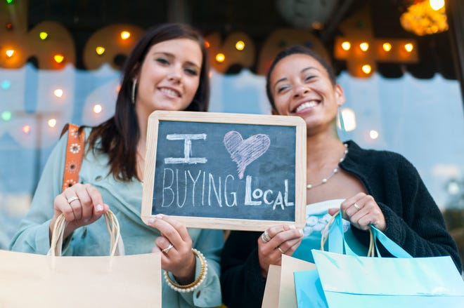 From better delivery to more informed purchasing, there are compelling reasons to shop locally.