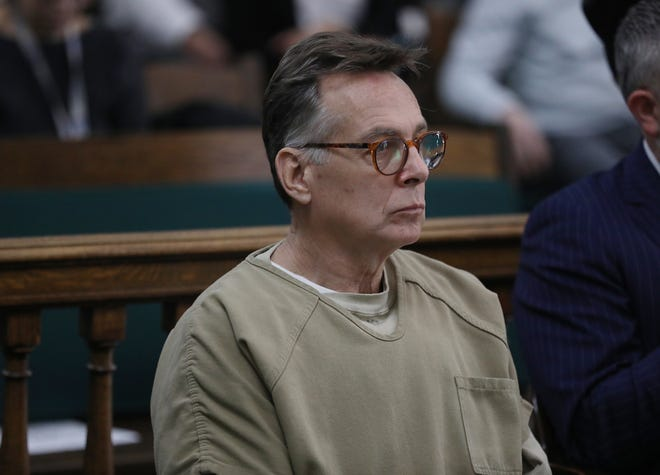 William Patrick Fricke of Perinton was convicted on all counts Friday. He was accused of killing his longtime girlfriend, Julianne Baker, and attempting to kill Dennis Gruttadaro. The Jan. 2 attack took place in Gruttadaro's Canandaigua home on West Lake Road.