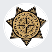 Shasta County Search and Rescue logo