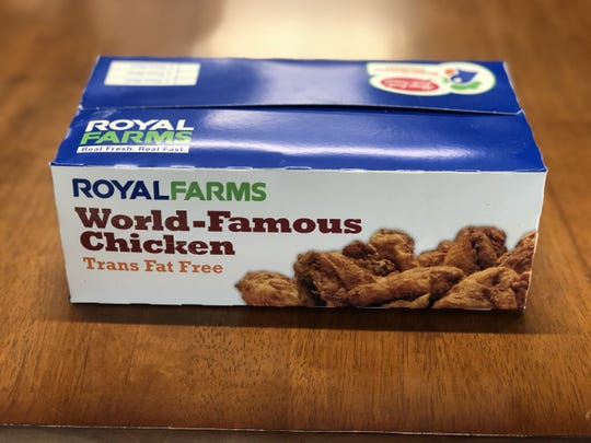 Royal Farms' renowned fried chicken is one of several reasons to visit.