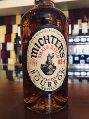 Michter's Small Batch bourbon is an option for Super Bowl parties.