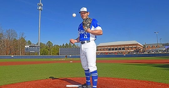 Yorktown Heights native and Lakeland graduate Jonathan deMarte will be competing for Team Israel this summer.
