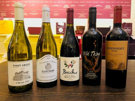 Why be conventional and serve beer at your Super Bowl party? These wines  will appeal to a wide range of fans,  from Kansas City to San Francisco.