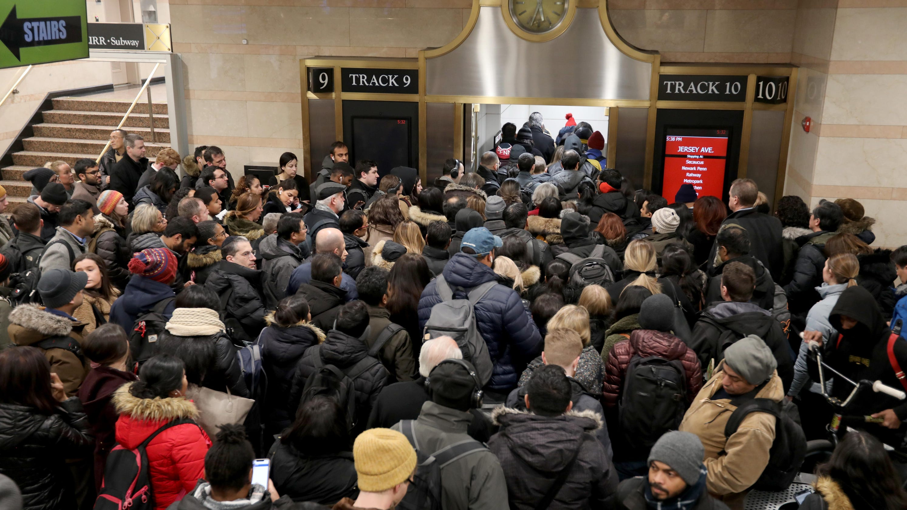 New York Penn Station was plagued with problems before COVID-19. Is the pandemic the time to fix them?