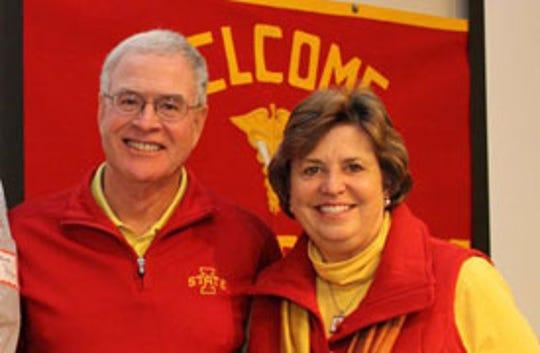 Scott and Nancy Armbrust