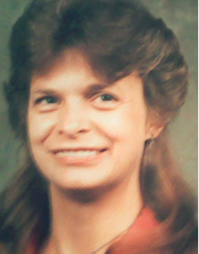 Barbara Frame vanished in 1985 and has not been seen since.