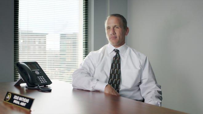 "FBI Special Agent Doug Mathews recounts the McDonald's case in ""McMillion$."""