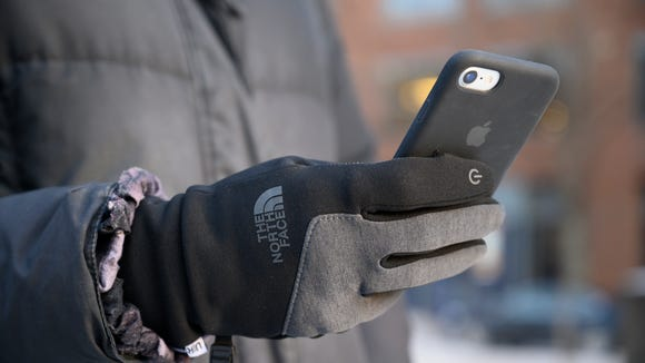Keep your fingers toasty while you send a text.