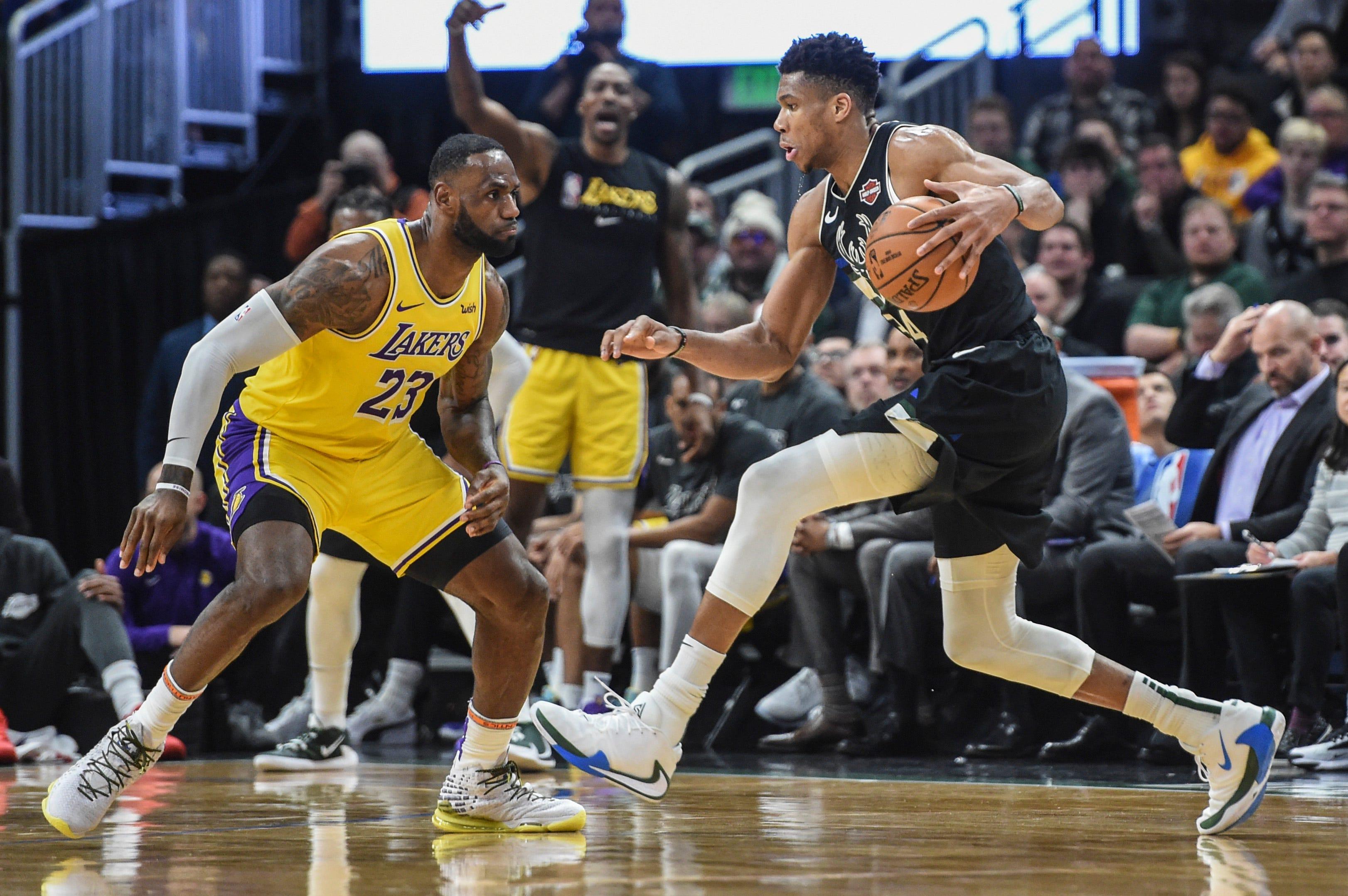 2020 NBA All-Star Game starters