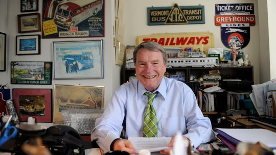 Jim Lehrer, co-founder and longtime anchor of 'PBS NewsHour,' dies at 85