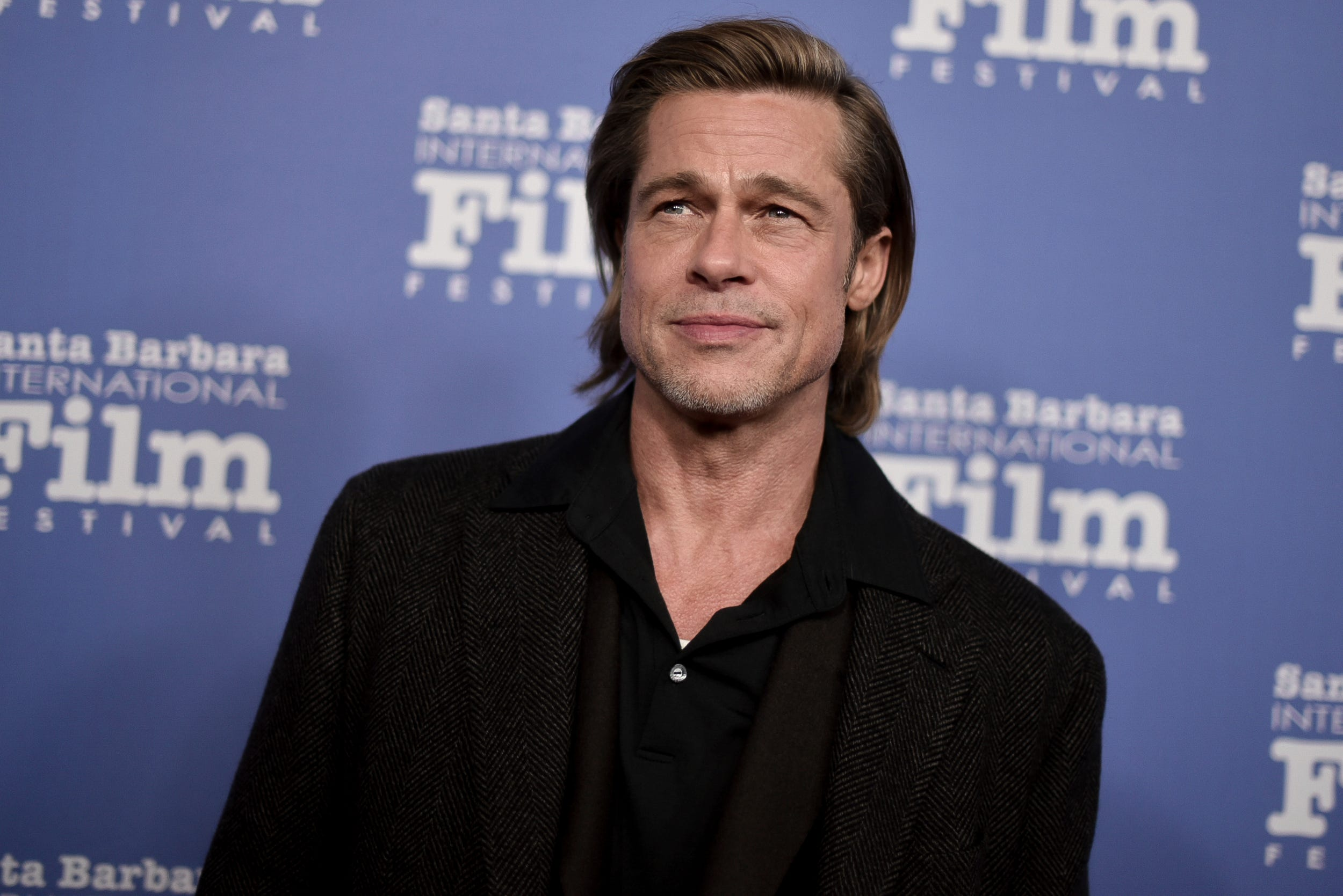 Brad Pitt is the latest Hollywood star to lend his voice to a Joe Biden campaign ad