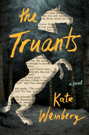 """""""The Truants,"""" by Kate Weinberg."""