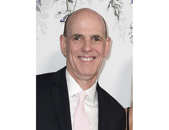 Bill Abbott, the head of Hallmark's media business, is leaving the company after 11 years.