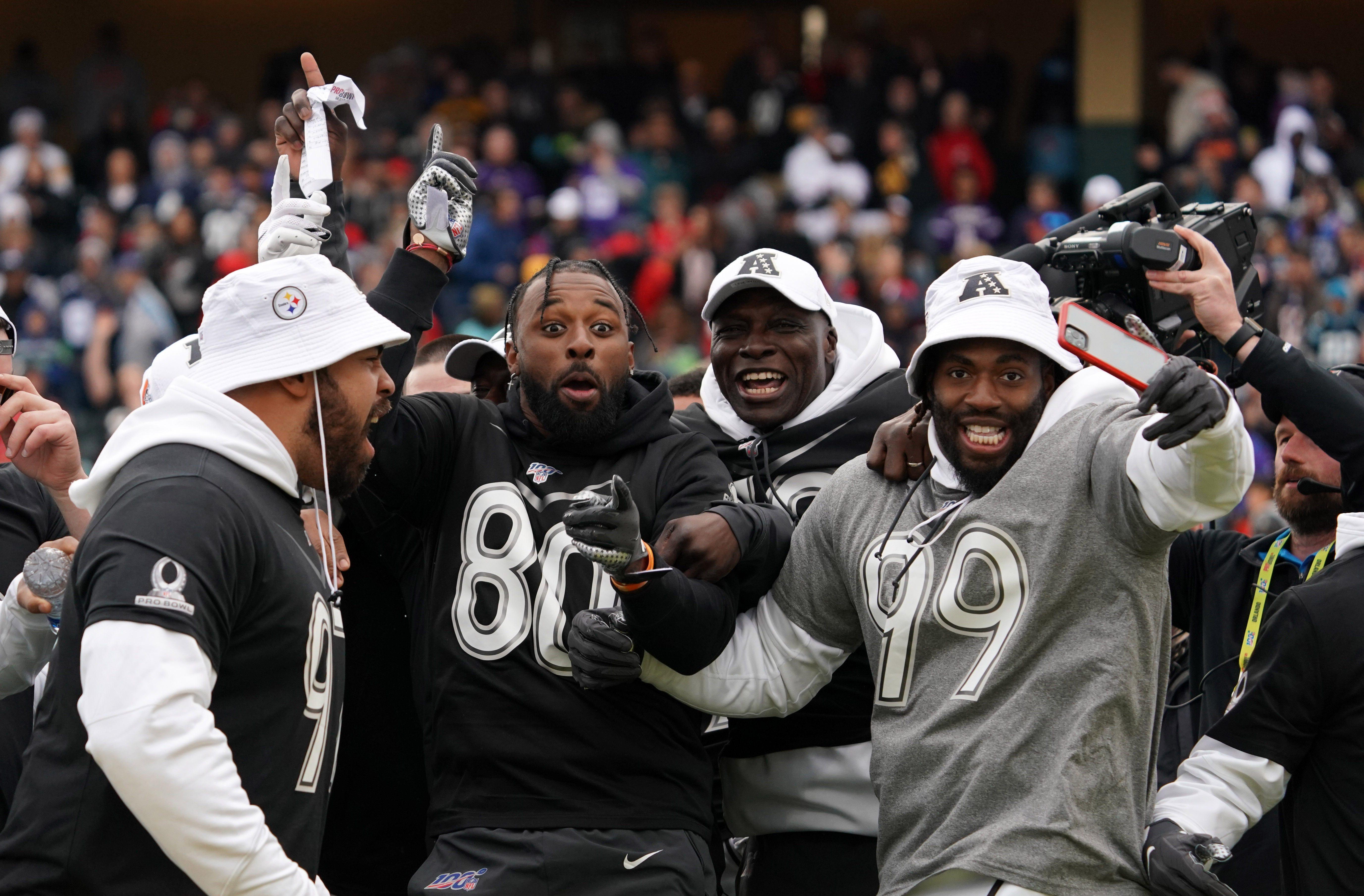 NFL Pro Bowl Skills Showdown 2020