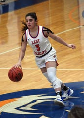 The Louisiana College Lady Wildcats hosted East Texas Baptist University in a home ASC Conference game held Thursday, Jan. 23, 2020. ETBU won 81-43.
