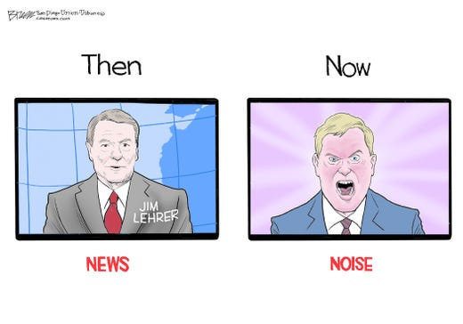 News vs. Noise