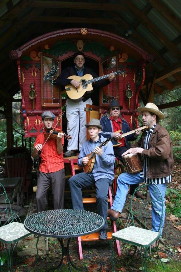 Ranger & The Re-Arrangers head up the musical lineup for Django Reinhardt's birthday party Feb. 1 at the Treehouse Cafe on Bainbridge Island.