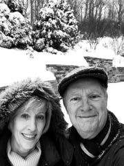 Karen and Rod Allen